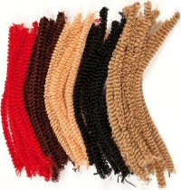 "Hair Pipe Cleaners 12"" Assorted Colours (Pack 50)"