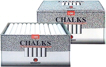 Dustless White Chalk (Box 100) - Special Offer