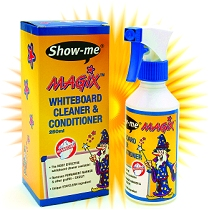 Whiteboard Cleaner/Conditioner Magix (250ml Can)