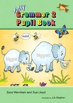 Jolly Grammar Pupil Book 2