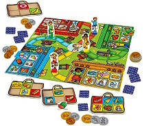 Pop to the Shops Money Game