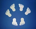 Teach Me Feet (Pack 16)