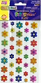 Adhesive Gemstones Flowers Assorted Sizes (Pack 37)