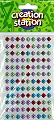 Adhesive Mini Gemstones Diamonds (Pack 108)