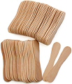 Wooden Craft Spoons Natural Colour (Pack 60)