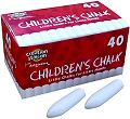 Chunky White Chalk (Box 40)
