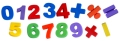 Magnetic Jumbo Numbers & Symbols 45mm (68 pieces)