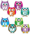 Colourful Owl Welcome Bulletin Board