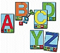 Big Alphabet Bulletin Board