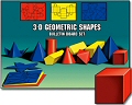 Geometric 3D Models Bulletin Board