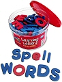 Magnetic Foam Learning Letters Uppercase & Lowercase (104 pieces)