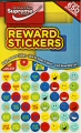 Reward Sticker Pad Assorted Sizes & Colours (650+ stickers)