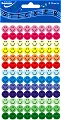 Happy Face Stickers (832 stickers)