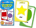 Shapes & Colours Memory Match Flash Cards