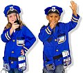 Police Officer Dress-Up