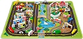 Deluxe Road Rug Play Set (Rug & 49 Play Piece Set)