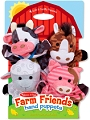 Farm Friends Hand Puppets (Set 4)