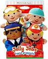 Jolly Helpers Hand Puppets (Set 4)