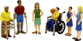 People with Disability Figures (Set 6)