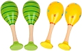 Snazzy Maracas One Pair