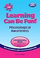 Learning Can Be Fun Introductory Book - Phonological Awareness (2nd Edition)