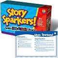 Story Sparkers! Ideas Library for Writing & Discussion