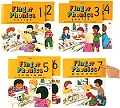 Finger Phonics Big Books Set 1-7