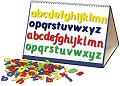 Magnetic Foam Letters Cursive (Set 104)