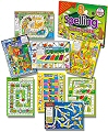 8 Spelling Board Games