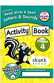 Letters and Sounds Phases 4 Activity Books