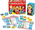Greedy Gorilla Healthy Eating Game