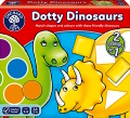Dotty Dinosaur Shape & Colour Matching Game