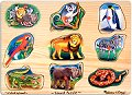 Sound Puzzle Zoo Animals (8 piece)