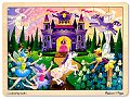 Tray Puzzle Fairy Fantasy (48 piece)