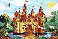 Fairy Tale Castle Floor Puzzle (48 piece)