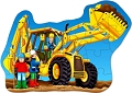 Big Digger Shaped Floor Puzzle (20 piece)