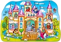 Magical Castle Shaped Floor Puzzle (40 piece)