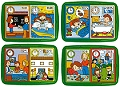 Washable Tray Puzzles Time Set 4 (36 Piece)