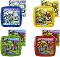 Washable Tray Puzzles Seasons of the Year Set 4 (25 Piece)