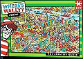 Wheres Wally? Puzzle Jurassic (100 piece)