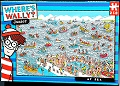 Wheres Wally? Puzzle At Sea (250 piece)