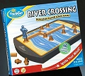 River Crossing (Perilous Plank Logic Game)