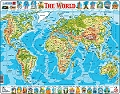 Card Puzzle World Topographical