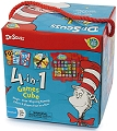 Dr. Seuss 4-in-1 Games Cube