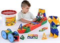Polydron Mighty Tub (233 piece)