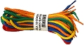Thick Coloured Laces (Set 10)
