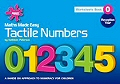 Maths Made Easy Tactile Numbers (Introductory to the maths series)