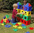 Polydron Giant Set (80 piece)