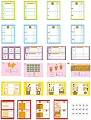 A4 Base Ten Work Cards Activity Set