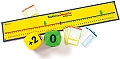 Positive & Negative Number Line Activity Set -25/25